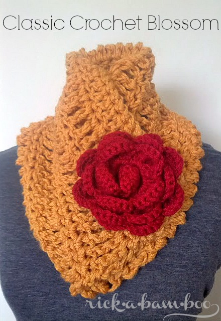 Crochet Blossom Giveaway