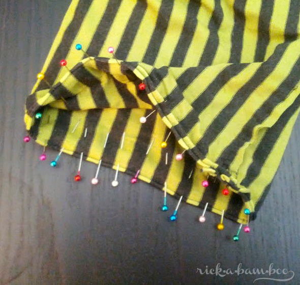 DIY Infinity Scarf | rickabamboo.com | #DIY #scarf