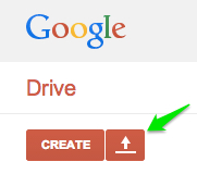 Google Drive Upload | rickabamboo.com | #printables