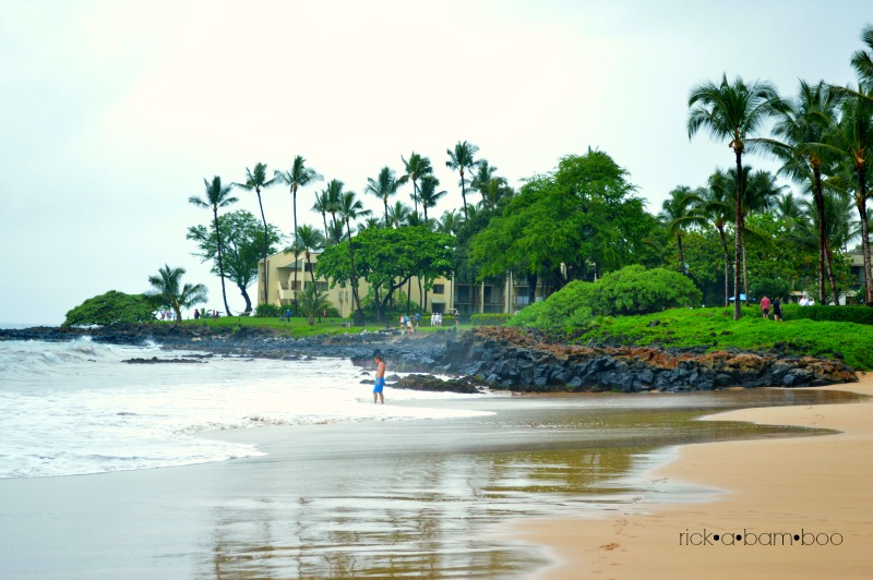 Beach | rickabamboo.com | #maui #hawaii