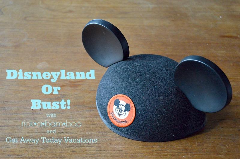Disneyland with Get Away Today Vacations | rickabamboo.com | #disney #getawaytoday