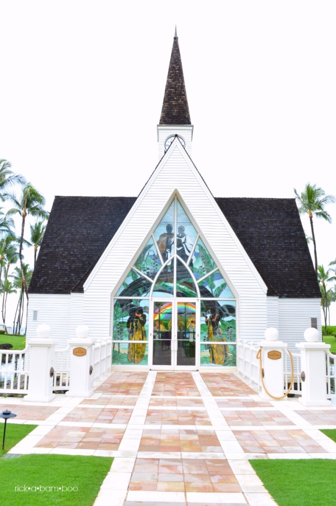 Hawaiian Church | rickabamboo.com | #maui #hawaii