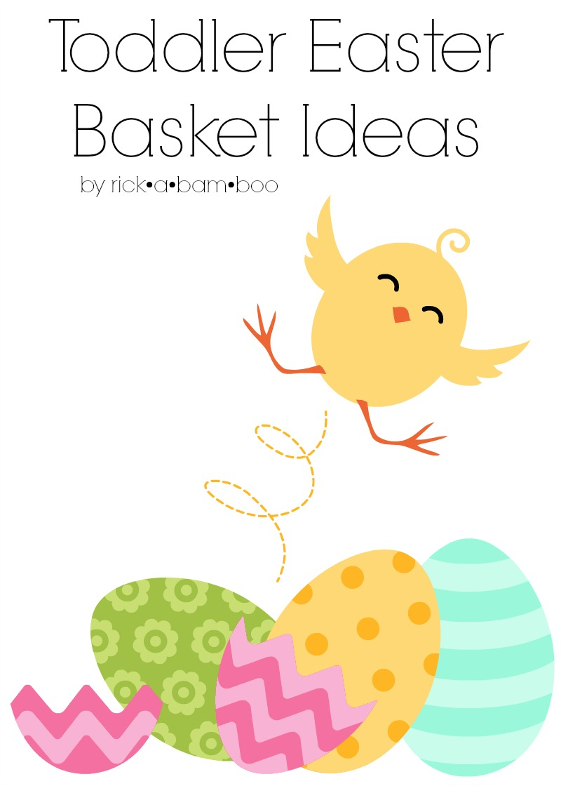 Toddler Easter Basket Ideas | baby | spring | gift guide