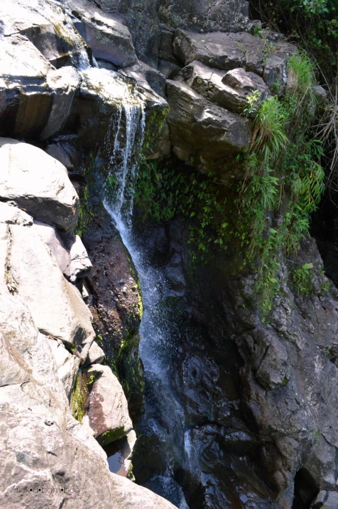 Waterfall   rickabamboo.com   #maui #hawaii