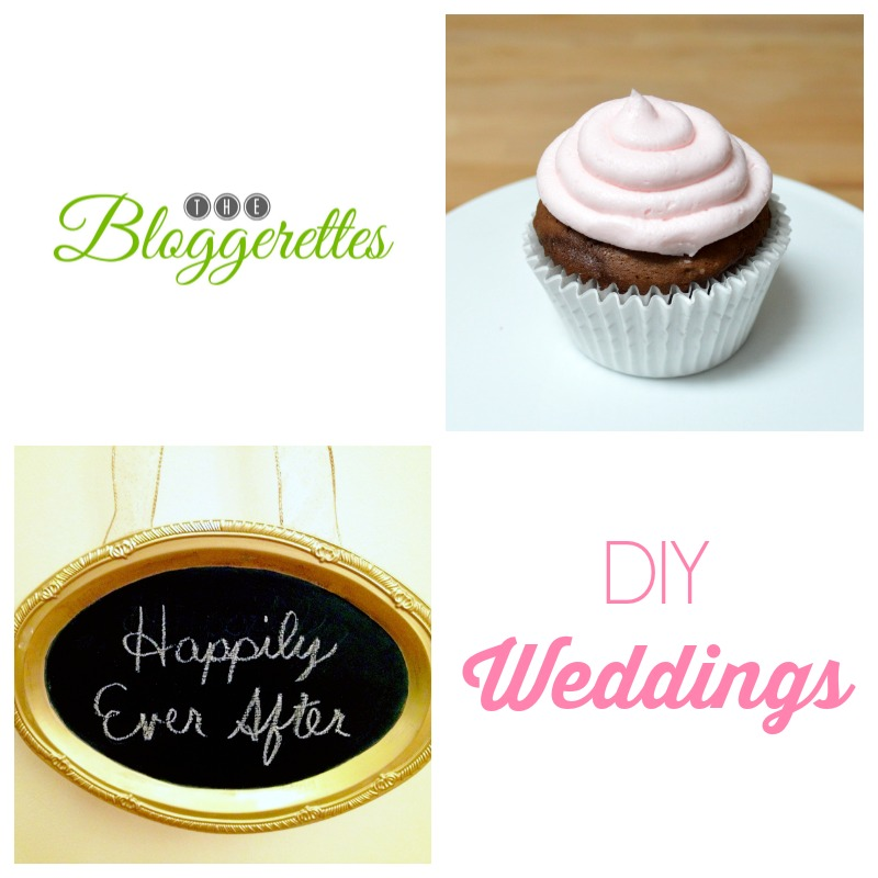 DIY Weddings | #bloggerettes