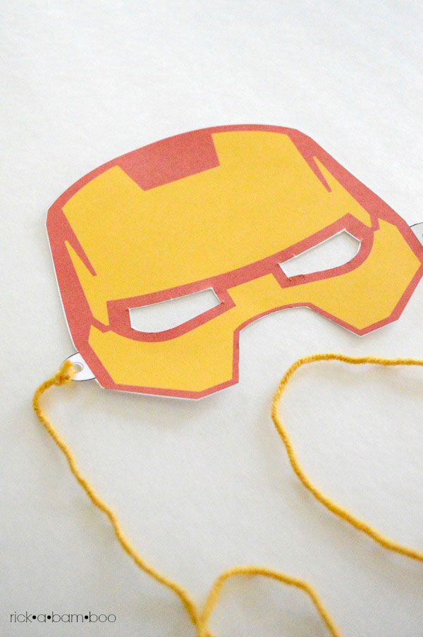 graphic about Super Hero Printable Masks identified as Basic Superhero Mask Template (No cost!!) - Amber Simmons