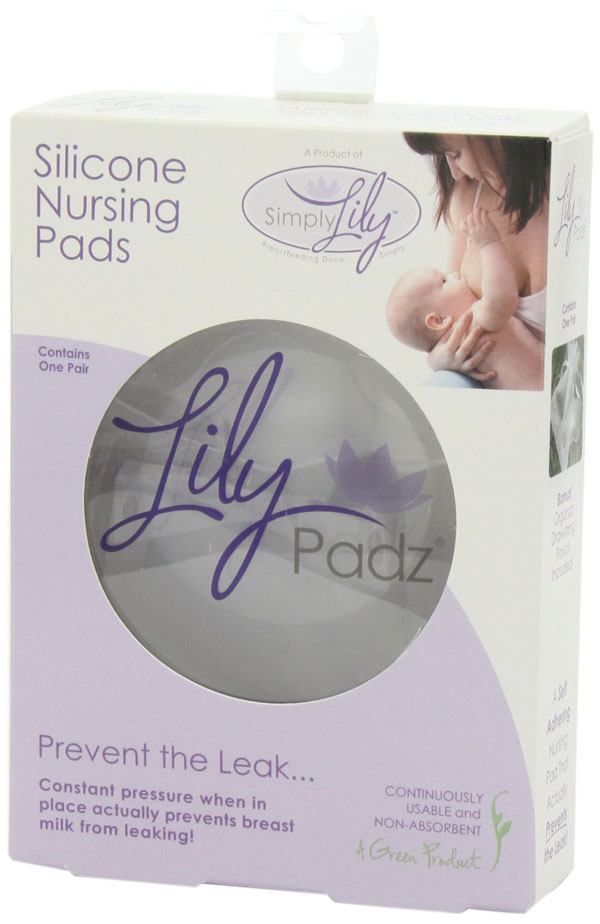 My Favorite Baby Products: LilyPadz | rickabamboo.com