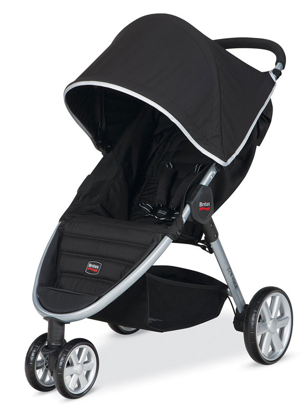 My Favorite Baby Products: Britax B Agile Stroller | rickabamboo.com