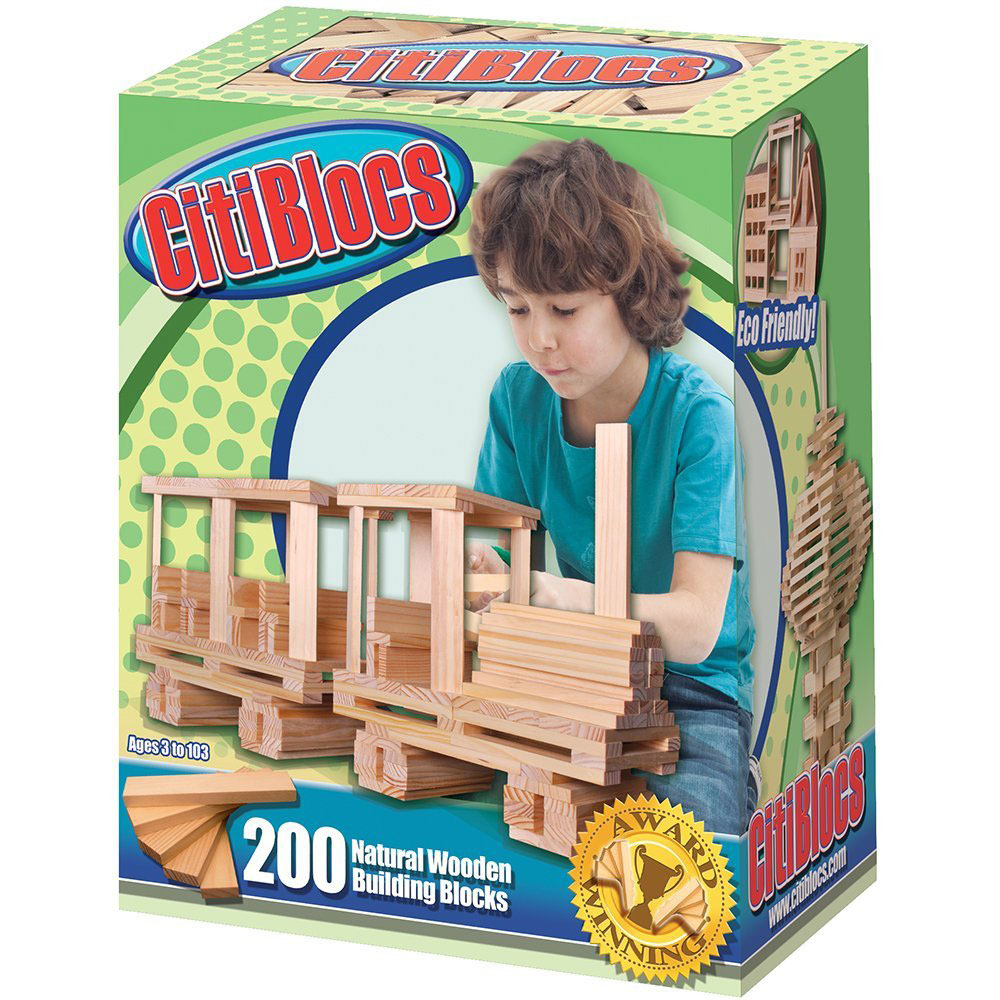 Toddler Boy Holiday Gift Guide | rickabamboo.com | #citiblocs #building #block