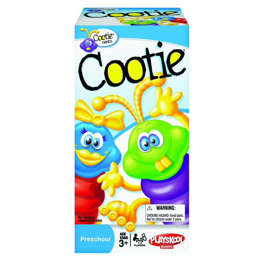 Toddler Boy Holiday Gift Guide   rickabamboo.com   #game #cootie