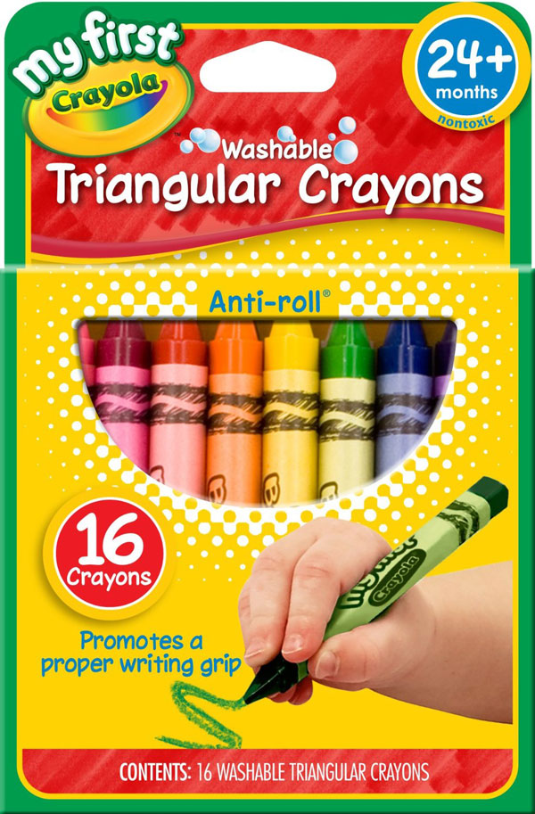 Toddler Boy Holiday Gift Guide | rickabamboo.com | #art #crayons #crayola