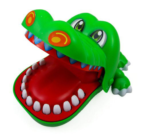 Toddler Boy Holiday Gift Guide | rickabamboo.com | #game #crocodile