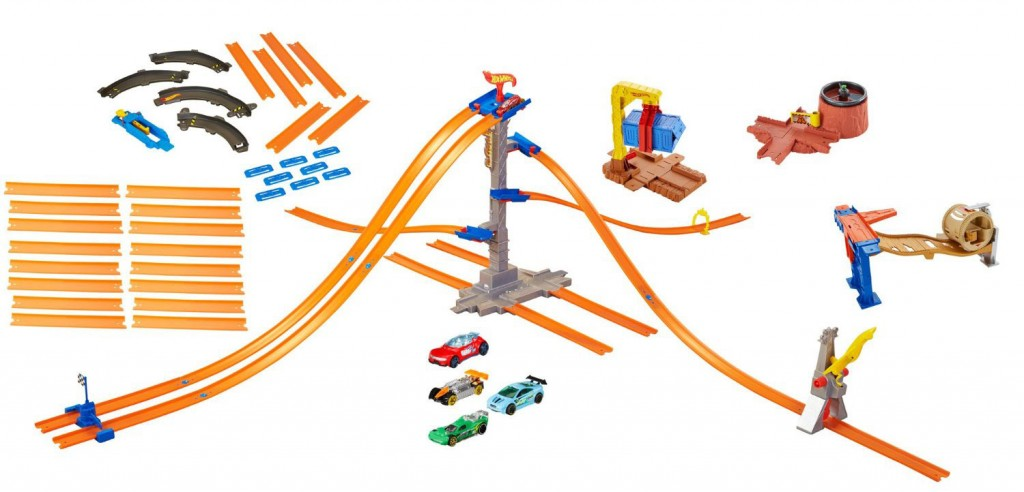 Toddler Boy Holiday Gift Guide   rickabamboo.com   #car #hotwheels #track