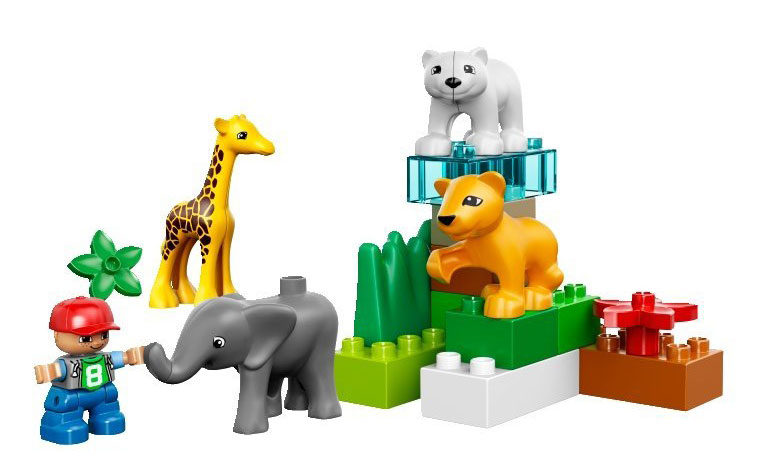 Toddler Boy Holiday Gift Guide | rickabamboo.com | #duplo #lego #zoo