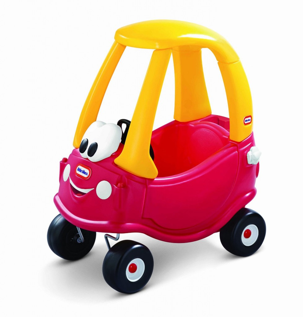 Toddler Boy Holiday Gift Guide   rickabamboo.com   #car #littletikes #scooter