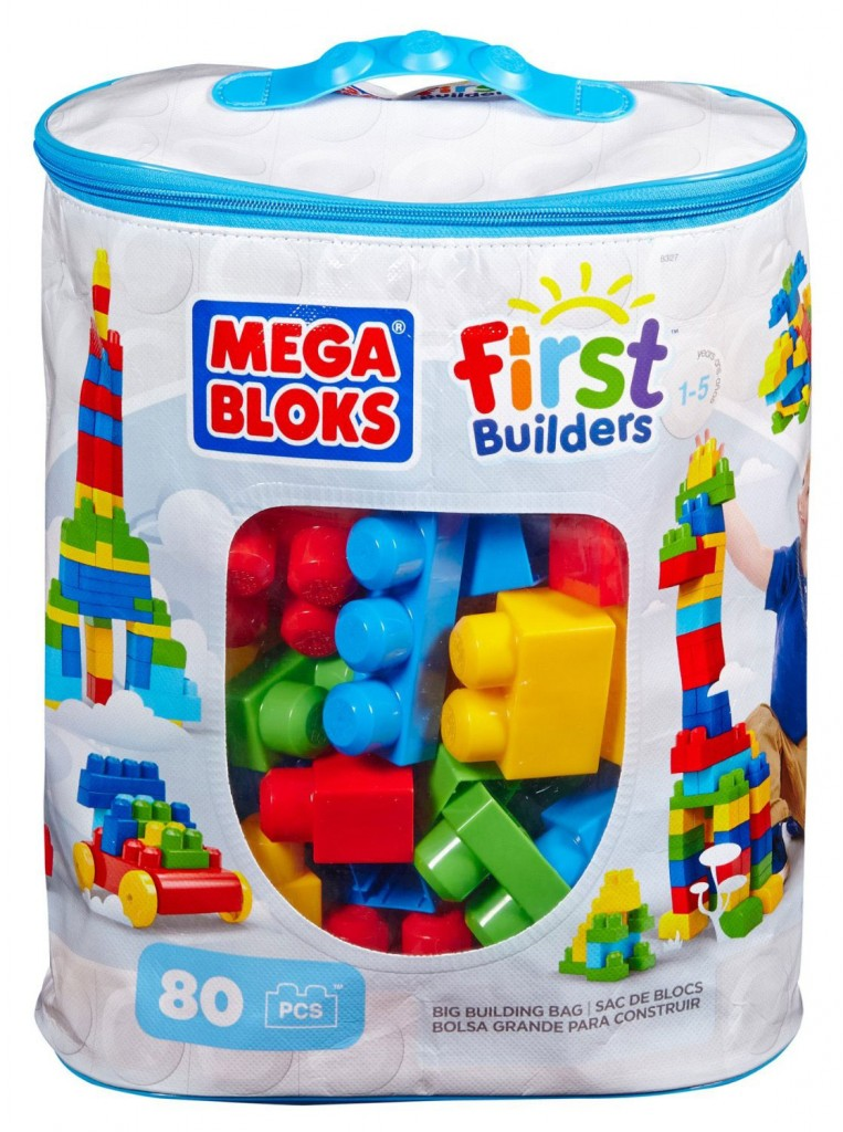 Toddler Boy Holiday Gift Guide | rickabamboo.com | #blocks #megablocs