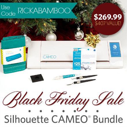 My Christmas Wishlist: Silhouette | rickabamboo.com