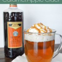Starbucks Copycat Caramel Apple Cider