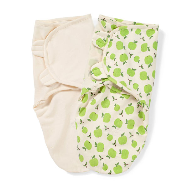 My Favorite Baby Products: SwaddleMe | rickabamboo.com
