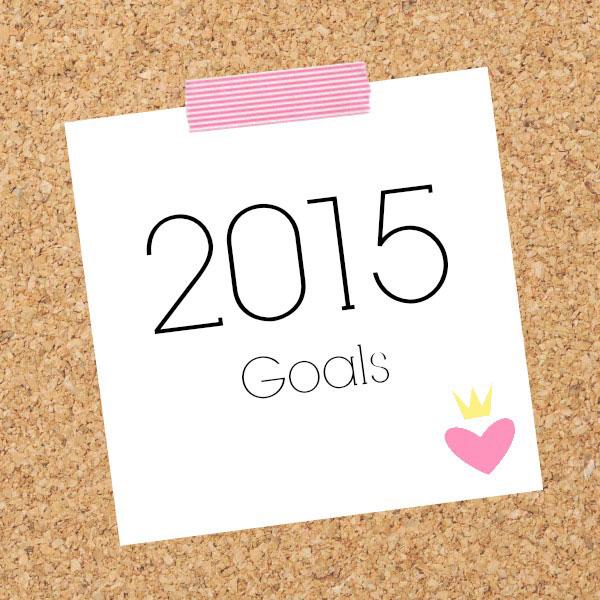 2015 Goals | rickabamboo.com