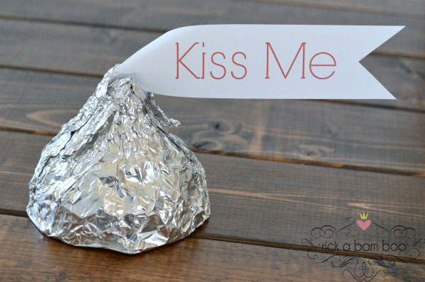 Rice Crispy Kiss | rickabamboo.com