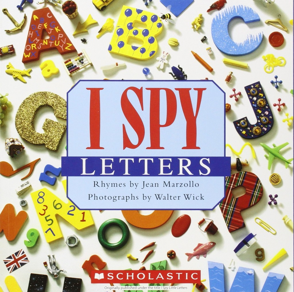 I Spy Book | Toddler Gift Guide | Amber Simmons | Another great seek and find book choice is I Spy. With so many different variations you can add a new one every gift giving occasion.