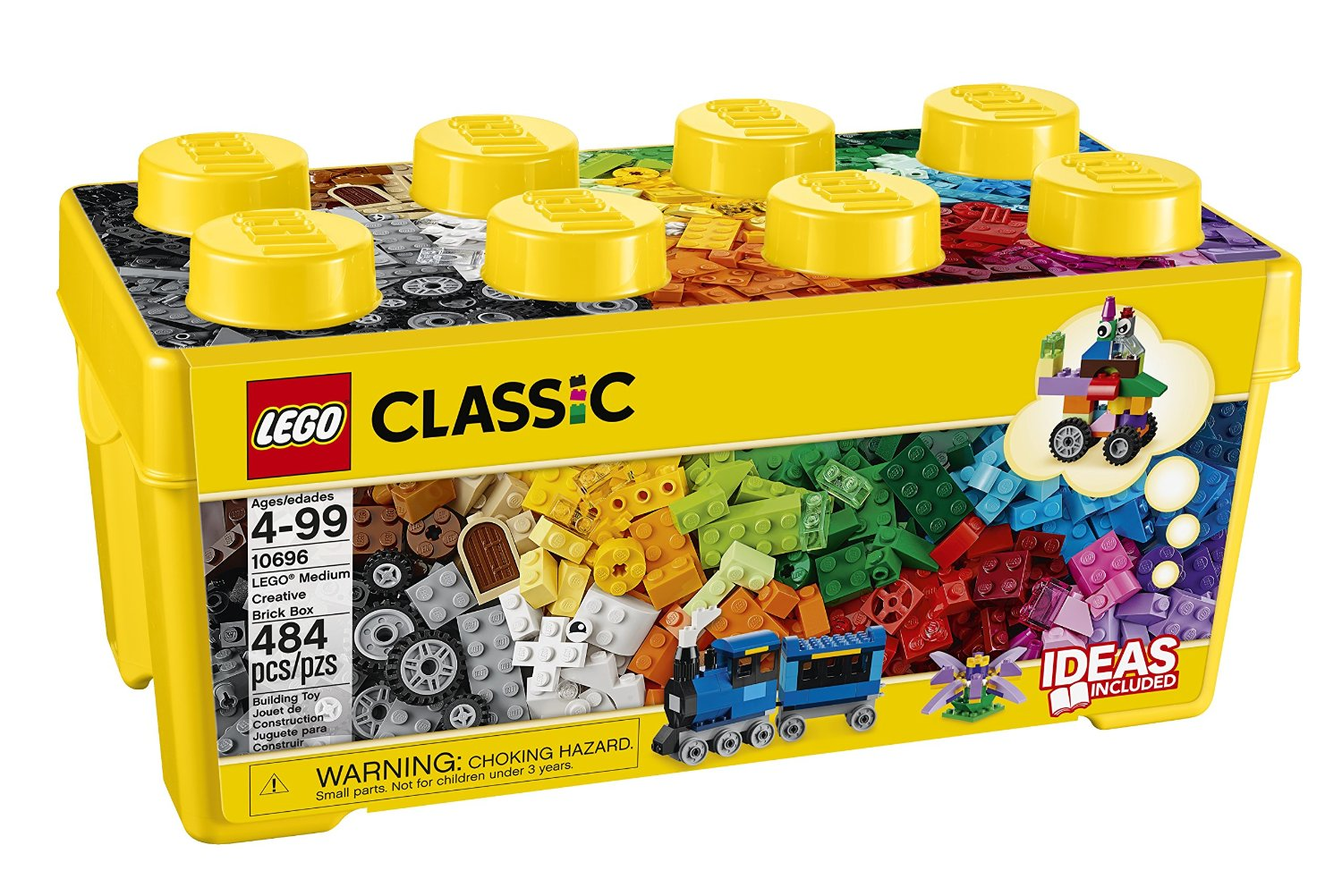 Lego Classic Box | Little Genius Gift Guide | Amber Simmons