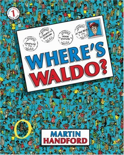 Where's Waldo Books   Toddler Gift Guide   Amber Simmons   Where's Waldo was a favorite of mine when I was young. It is a great gift because it's hours of entertainment and it teaches patience and attention to detail.