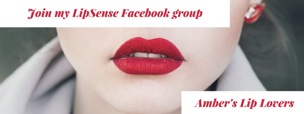 Amber's Lip Lovers LipSense Facebook Group
