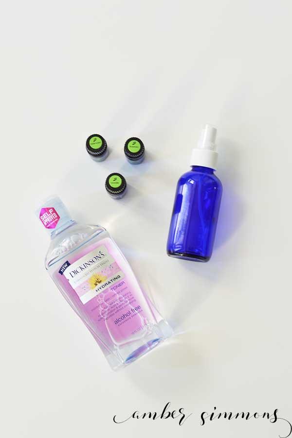 DIY Mermaid Hair Spray   Essential Oils   Hair Growth   Long Hair   Homemade