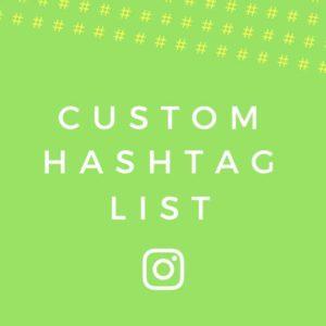 custom-hashtag-list