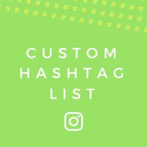 custom-hashtag-list