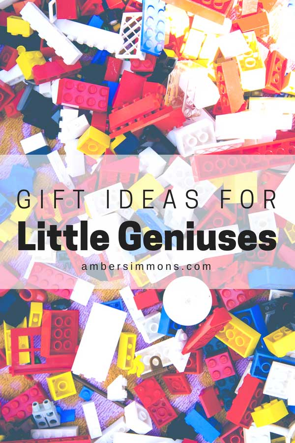 Gift Ideas for Little Geniuses