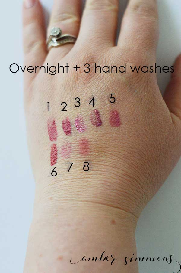 My search to find a long lasting lip color that compares to LipSense without the high price tag and that is easily accessible. Thus the frugal drug store LipSense alternatives hunt began.