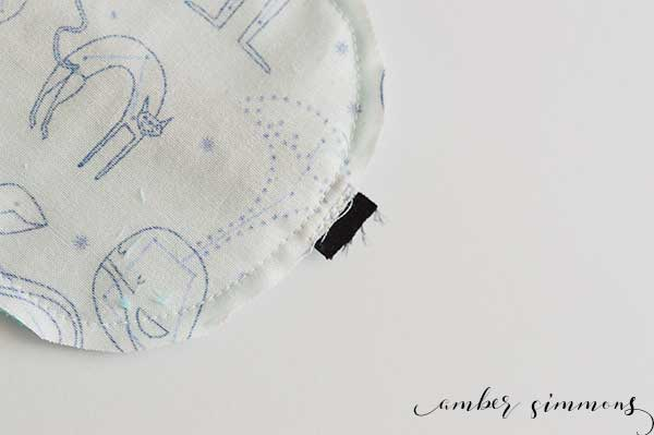 DIY Sleep Mask | Cricut Sewing Blog Tour