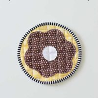 Frosted Donut Hot Pad (with Cricut Maker Pattern!)