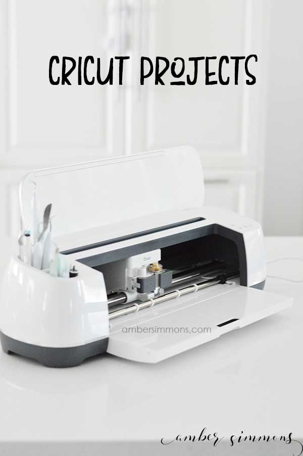 A resource for tons of Cricut projects for all machines.