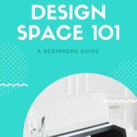Cricut Design Space 101