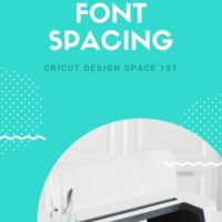 How to Change Font Spacing in Cricut Design Space