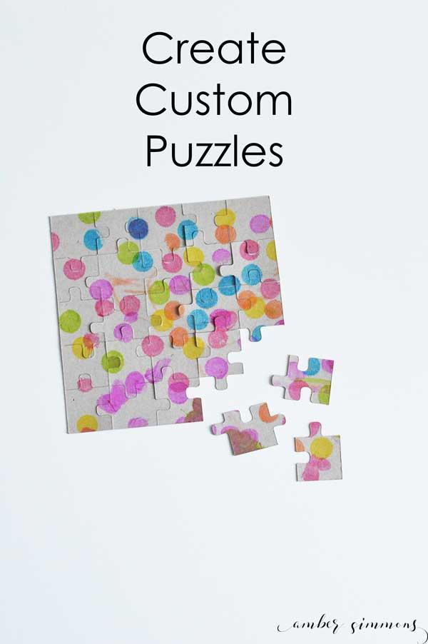 Creating Custom Puzzles