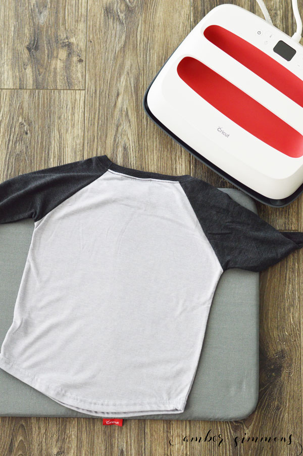 Help! My iron-on is peeling from my shirts! In this tutorial, you will learn the proper way to apply iron-on to a shirt to make sure it lasts and lasts.  #cricuttips #cricutmade #crafttutorials