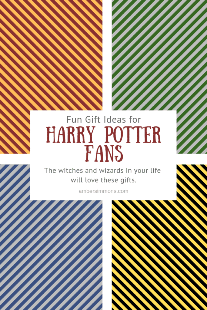 This list of gift ideas for Harry Potter fans will help you make their Christmas holiday home from Hogwarts extra magical.