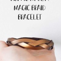 Magic Braid Bracelet