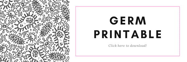 Free Germ Printable