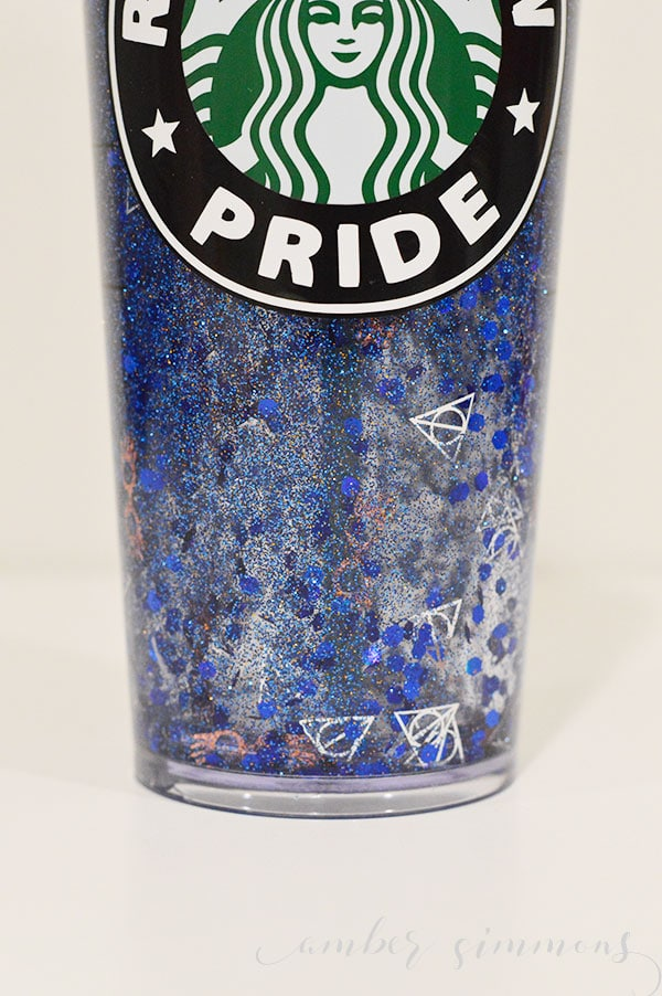 This full step-by-step tutorial for how to make a DIY confetti and glitter snowglobe Starbucks tumbler will have you creating custom cups in no time.
