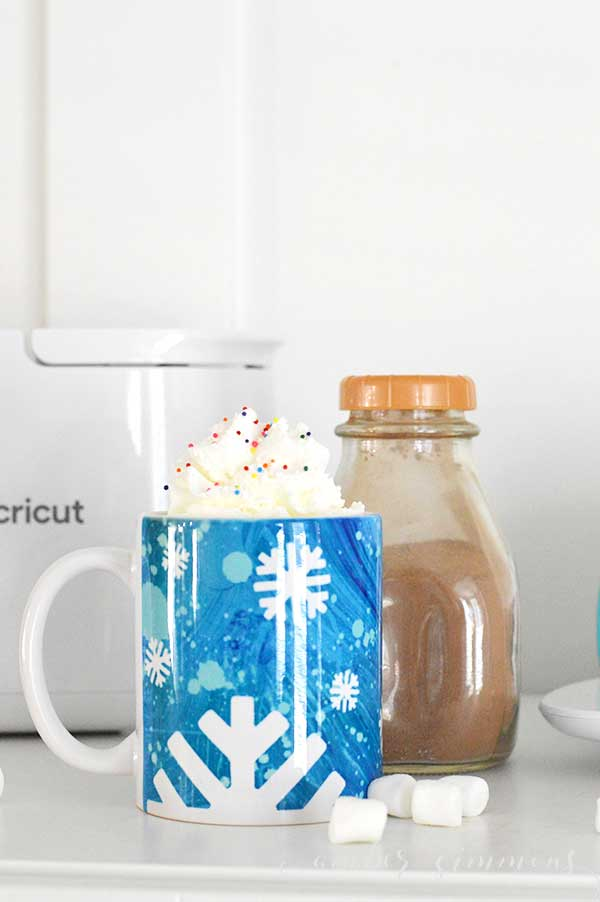 This simple tutorial for how to use the Circut Mug Press to make custom mugs will have you making fun, personalized drinkware in no time.